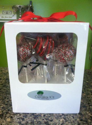 8-cakepop gift box
