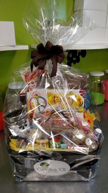 candy baskets