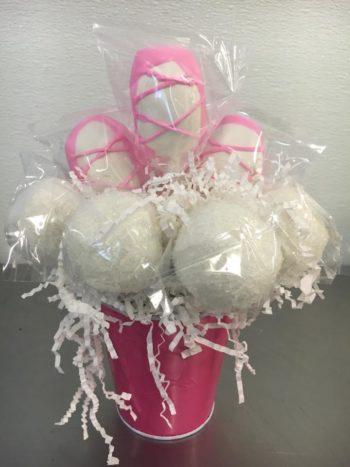 cakepop bouquets